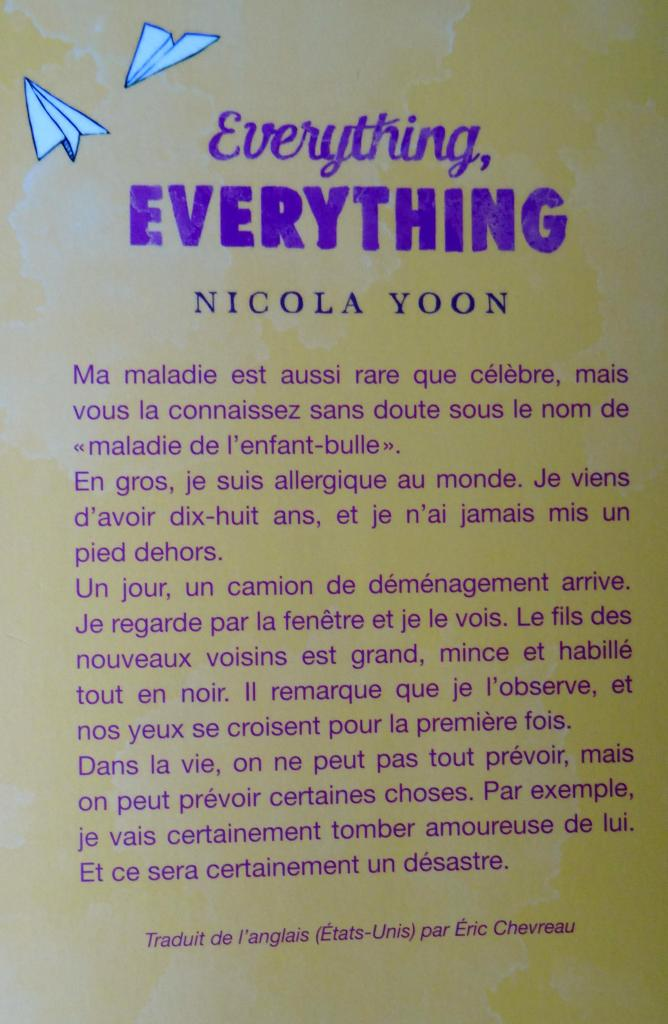 4eme de couv everything